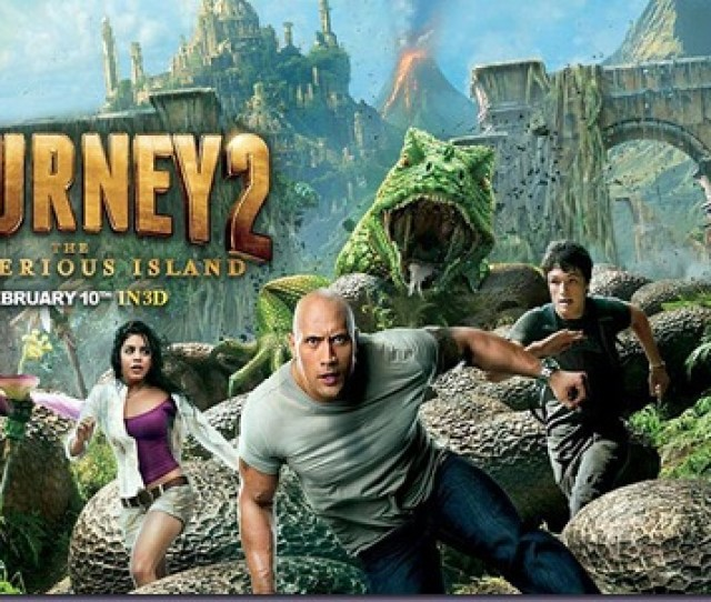 Mysterious Island Trailer Journey To The Center Of The Earth