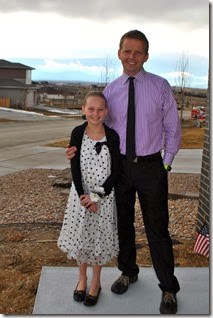 Daddy Daughter Activity Day Dance
