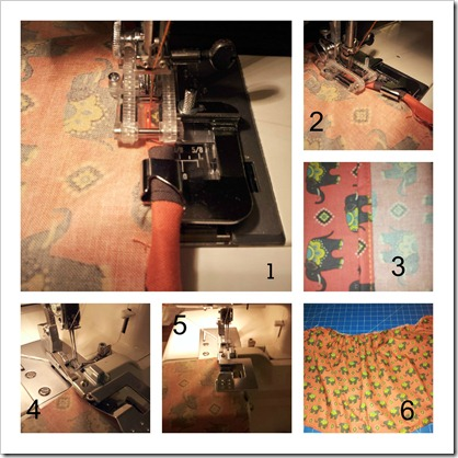 sewing machine accessories Collage