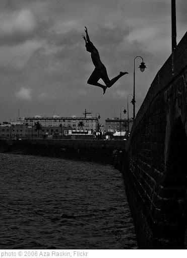 'Jump' photo (c) 2006, Aza Raskin - license: http://creativecommons.org/licenses/by/2.0/