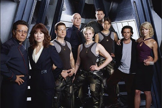 Galactica Characters