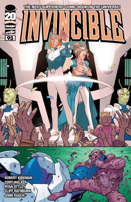 Invincible #95 - página 1