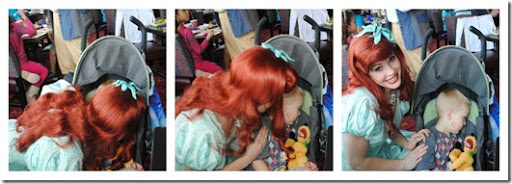 Blake and Ariel