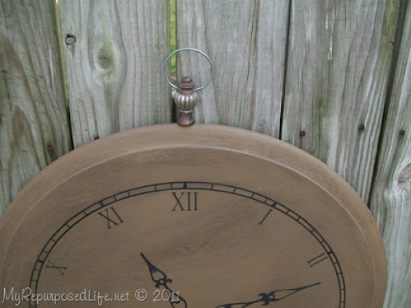 brown faux pocket watch do it yourself