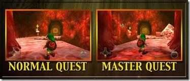 Comparação entre os dois modos de jogo