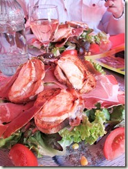 salade chevre chaud - La Belle Excuse