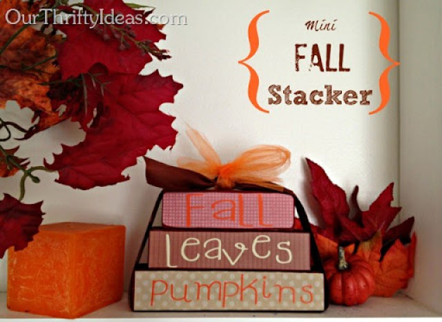 Mini Fall Stacker
