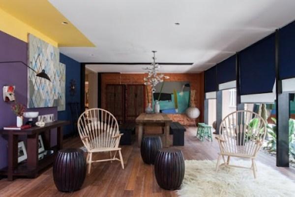 Decoracion-de-interiores-en-salon-moderno