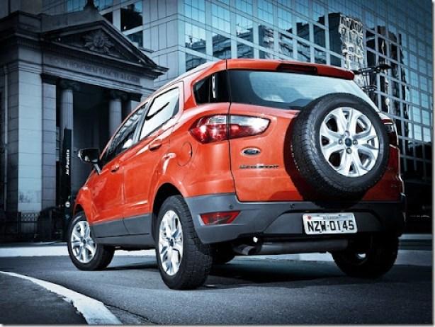 Ford Motor Companhy Brasil lLtdaLançamento do Novo EcoSportNatal - Agosto 2012