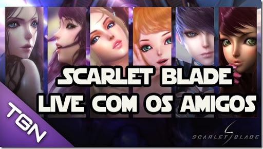 Scarlet Blade – Live com os amigos para mostrar este MMO diferente