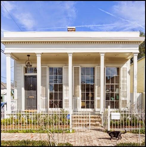 The Uptown Acorn Shotgun Home Tour New Orleans