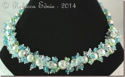 ocean tides necklace