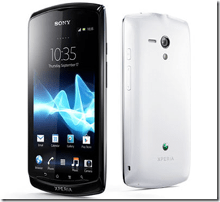 Sony Xperia neo L