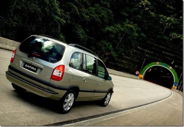 Chevrolet Zafira Elite 2009
