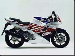 Honda CBR600F 93 2