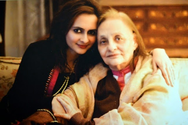 Rosemary and Nadiya