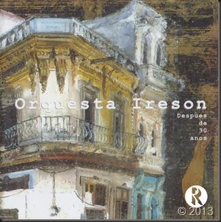 Grupo Ireson - Despues De 30 Anos 2007 Front