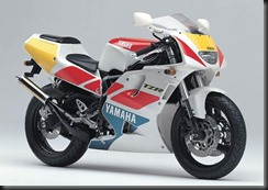 Yamaha TZR 250SP 92