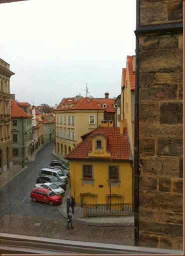 Praga – República Tcheca - Hotel Pod Vezi