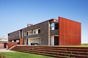 Casa-Sagaponack-arquitectura-Bates-Masi-Architects