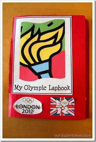 Olympic Lapbook