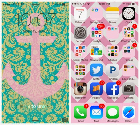 iphone collage
