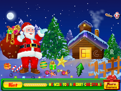 Santa claus christmas games   Apps on Google Play Screenshot Image