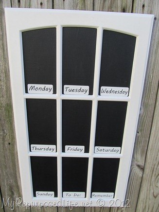cupboard door chalkboard (16)