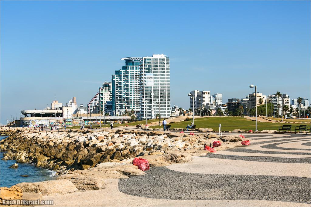 LookAtIsrael.com - Фото заметки из жизни Тель Авива | Tel Aviv in 10 photos