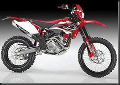 Beta RR 450 Enduro 07