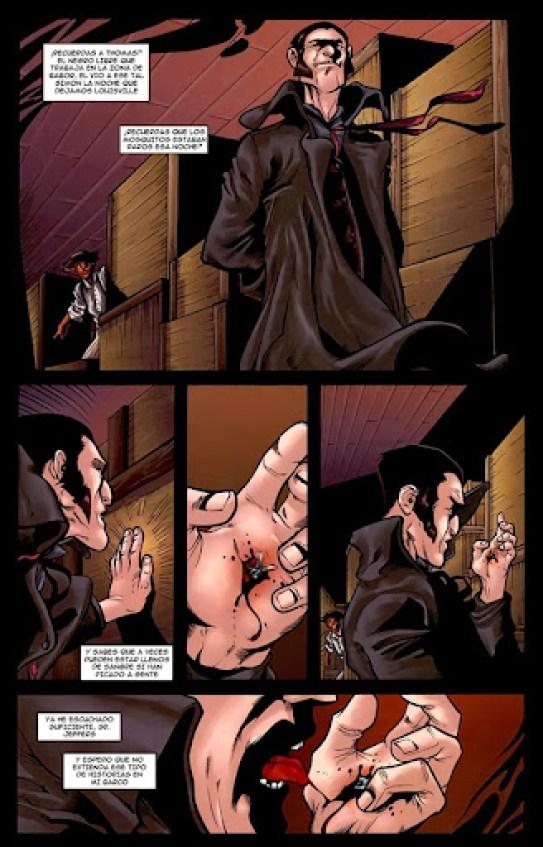 Fevre Dream  hansun para KMQS #2 - página 19