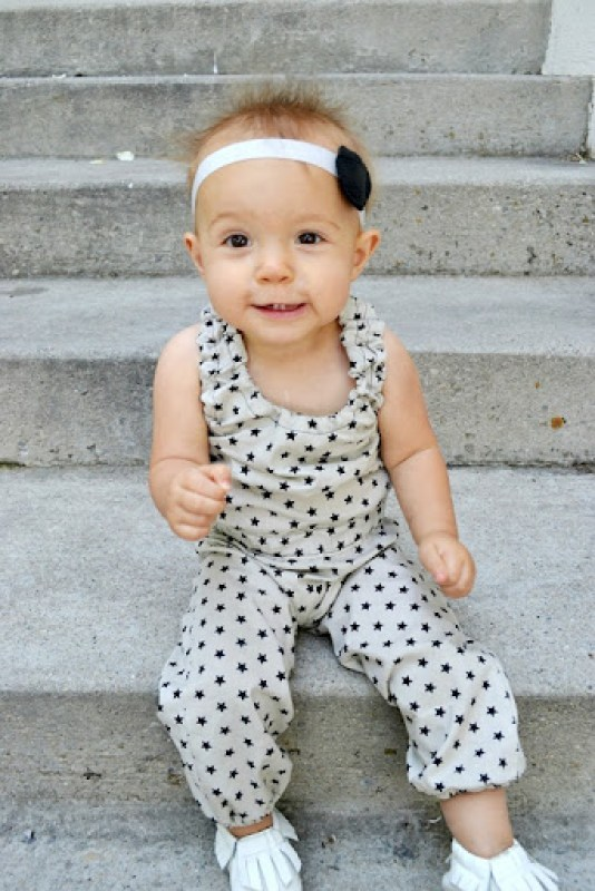 Ash Jumpsuit {lemon squeezy home}