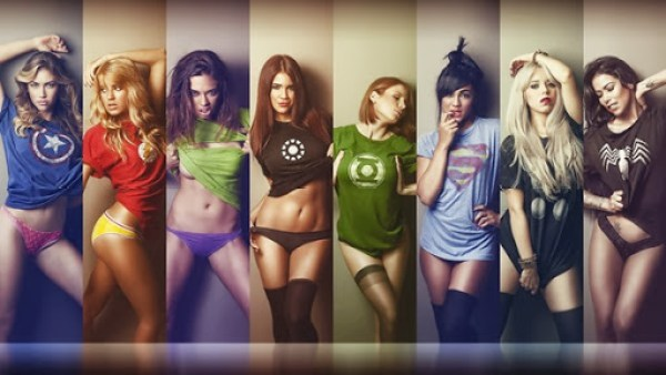 Superheroinas