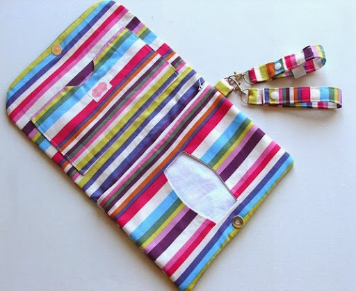 rainbow nappy wallet charity auction hand sanitiser holder