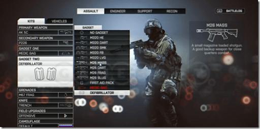 Battefield 4: [Video] Mostra todas as armas e classes