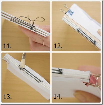 Simple Bookbinding DIY Tutorial