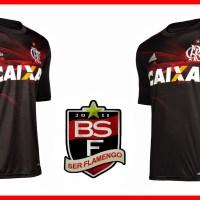 Nova 3ª camisa do Flamengo é inspirada no Rio de Janeiro