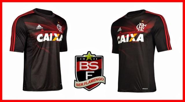7a1b865385 Nova 3ª camisa do Flamengo é inspirada no Rio de Janeiro - Blog Ser ...