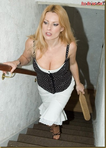 up the stairs1