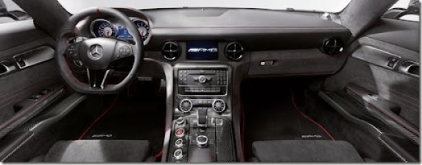 SLS AMG Coupé Black Series, AMG Solarbeam, (C 197), 2012