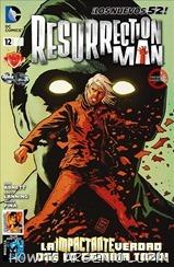 P00021 - Resurrection Man #12