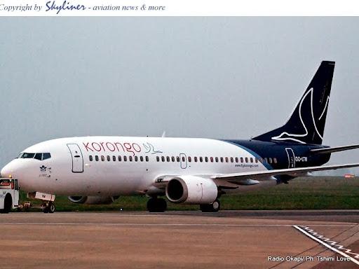 Avion de la compagnie Korongo Airlines. Radio Okapi.net