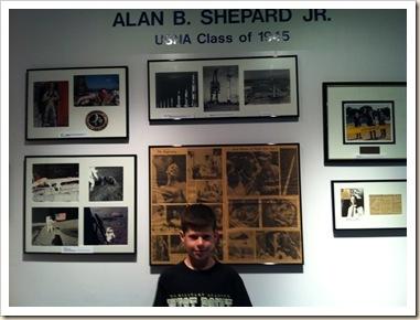 alan shepherd fan