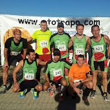 XXVII Medio Maratón Popular Villa de Aspe (23-Diciembre-2012)