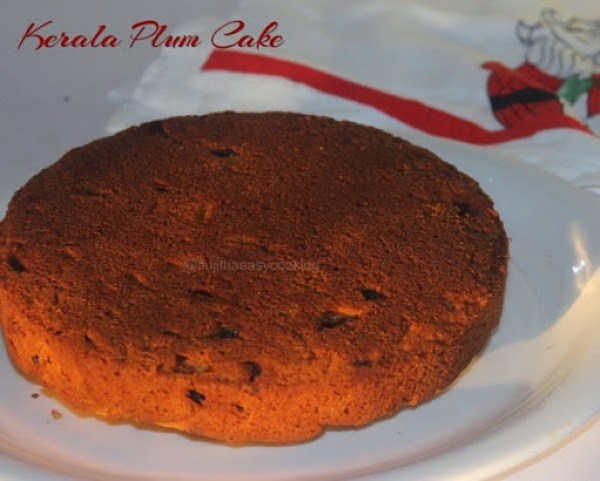 Kerala Plum Cake12