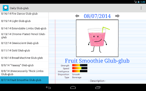 Daily Glub-glub - Free screenshot 4