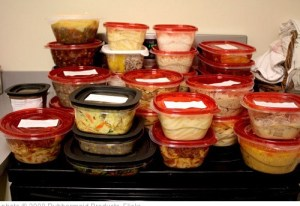 materials for food storage containers