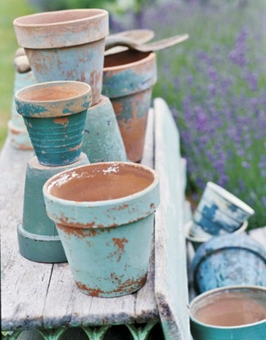 Clay Pots DIY Antique Clay Pots Upcycle Clay Pots