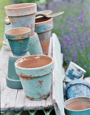 Clay Pots DIY Antique Clay Pots Upcycle Clay Pots