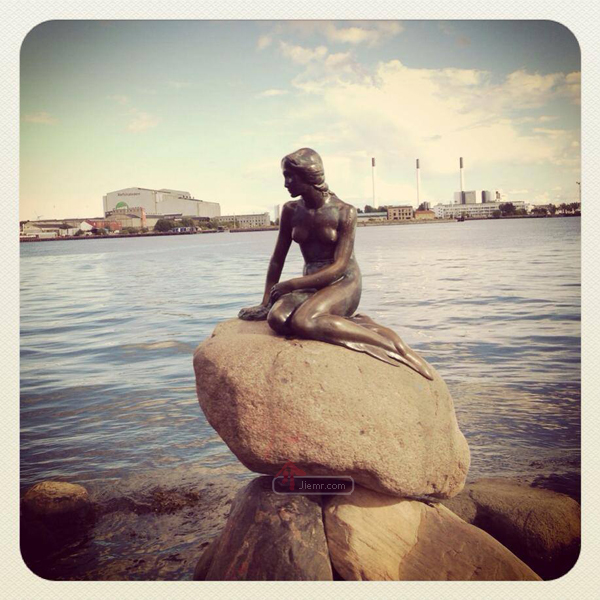 丹麥小美人魚